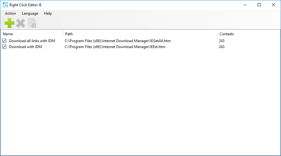 Right Click Enhancer Portable 4.5.6 full