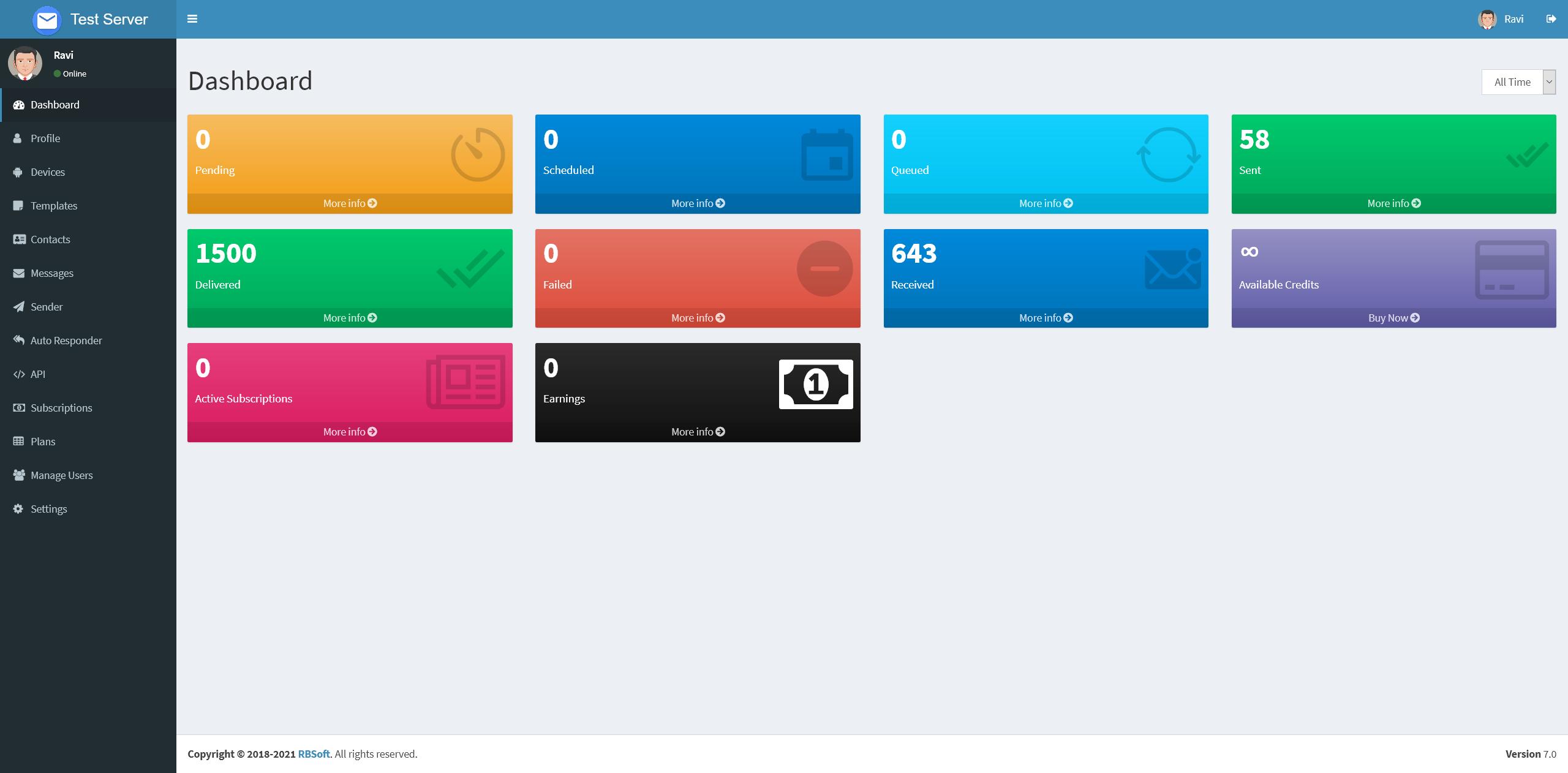 SMS Gateway   Create Your Own SMS Gateway